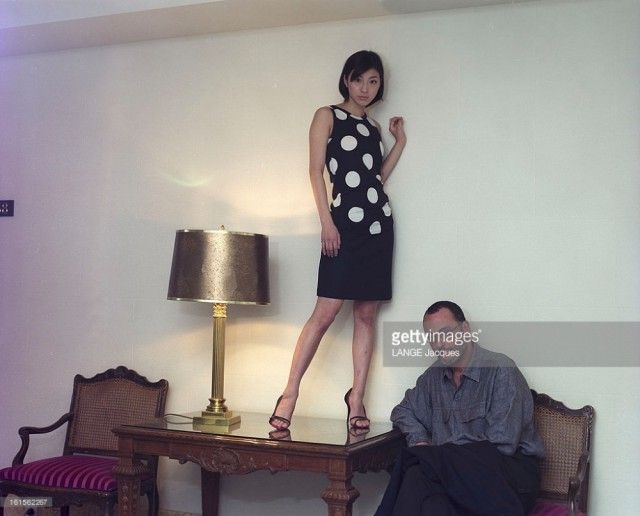 Жан Рено и Риоко Хиросуе, Васаби.