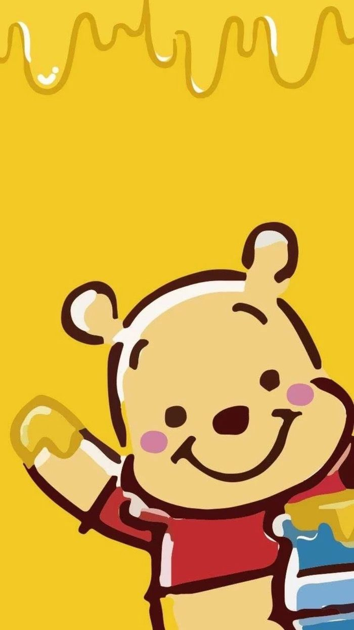 Winnie The Pooh Winnie The Pooh The Post Winnie The Pooh Appeared First On Paris Disney Wallpaper Iphone Disney Cartoon Wallpaper Iphone Disney Phone Wallpaper