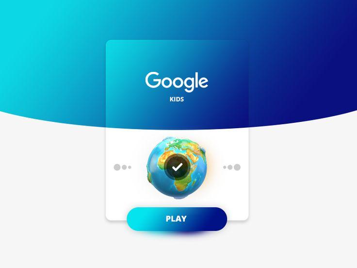 Day 052 - Google Kids by Ayoub kada