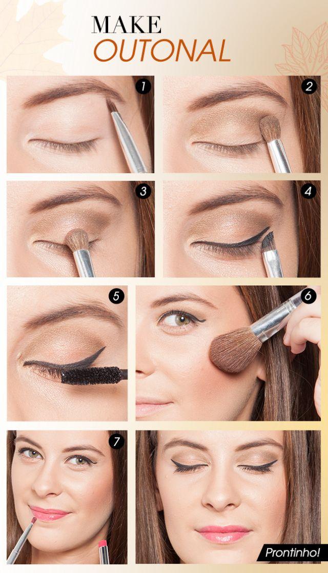 """""""Solteirapolitanas"""": Top 5; Maquiagem para o dia a dia.:"""