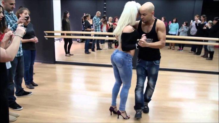 Кизомба танец любви.