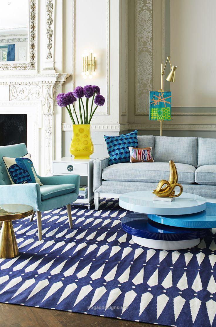 Magnificent Jonathan Adler Catalog, Best Interior Design, Top Interior Designer, Interior Design, Luxury Furniture, Home Decor Ideas, Home Interior Decor, Living Room Decor, Design Furniture. For Mo ..
