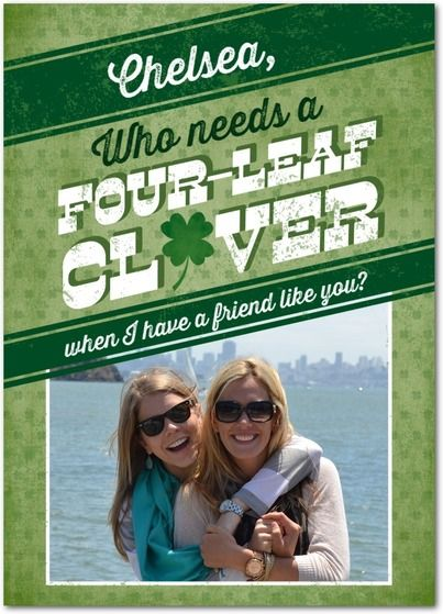 Fortunate Friends - St Patricks Day Cards in Ivy | Magnolia Press
