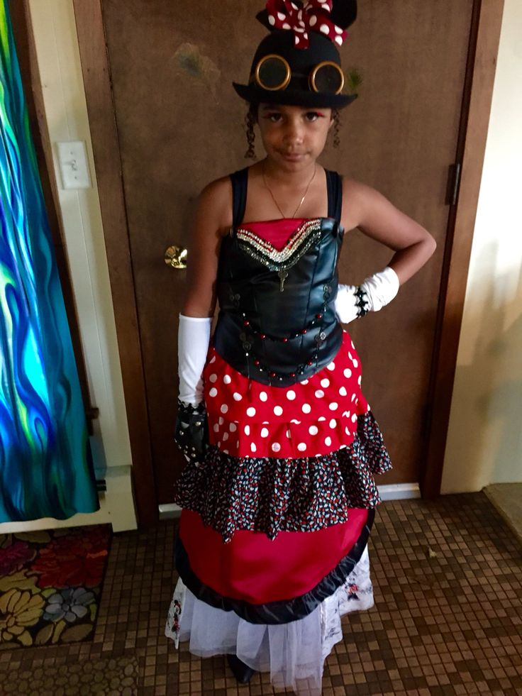 Steampunk Disney Costumes Steampunk Disney Minni...