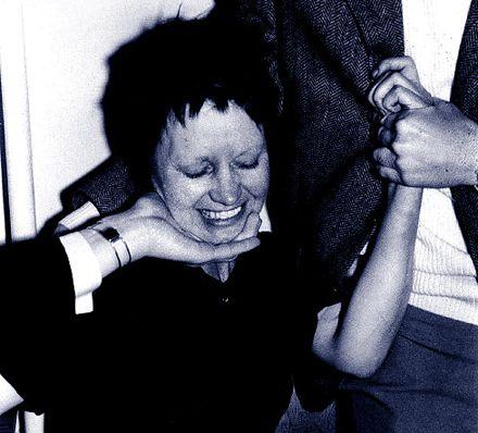 The Arrest of Ulrike Meinhof (RAF) in 1972