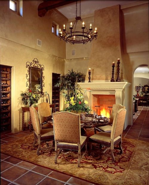 1000+ Ideas About Tuscan Dining Rooms On Pinterest