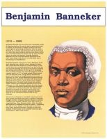 """Benjamin Banneker - (1731–1806), farmer, mathematician, astronomer, and writer. As a field assistant, spent 2 days reconstructing the bulk of the city's plan from photographic memory. The plans that Banneker drew from memory provided the basis for the later construction of the federal capital city Washington D.C. Titles of works relating this legendary African American have touted Banneker as """"The Man Who Saved Washington"""", """"An Early American Hero"""" and as one of """"100 Greatest African…"""