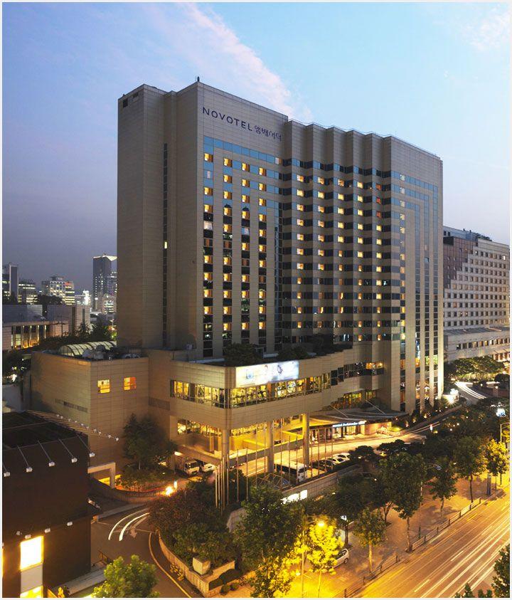 서울 속의 작은 파리, 노보텔 앰배서더 서울 강남