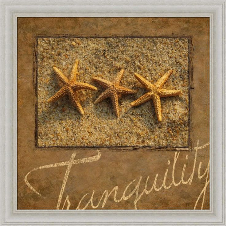 Starfish Bathroom Decor   Details about Tranquility Starfish Bathroom Sand  Art Print Framed. 17 Best images about starfish on Pinterest   Bathrooms decor  Sea