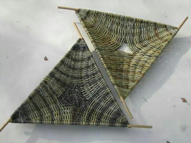Triangle bowls
