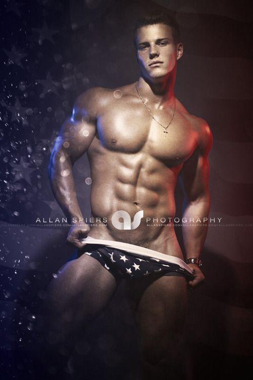 Model: Michael Dean Johnson By: Allan Spiers PhotographyFB ...