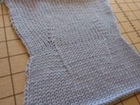 Vertical Darts Tutorial For Machine - Single Bed | Machine Knitting Tutorial