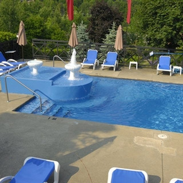 How To Shock A Pool With Bleach Concrete Pool Pool