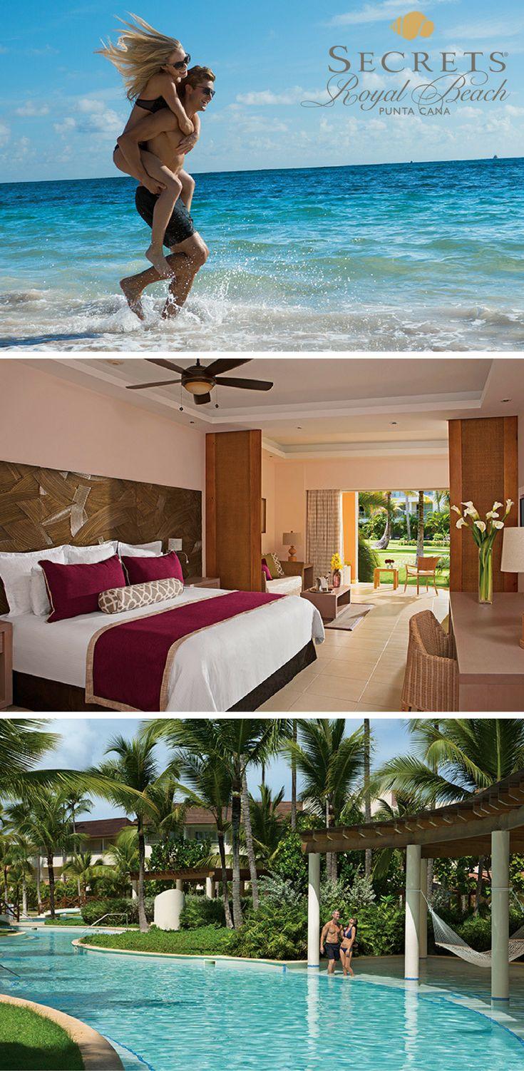 Adult resort romantic