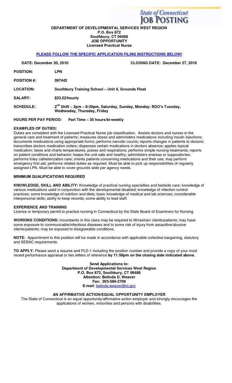 Licensed Practical Nurse Resume - http://www.resumecareer.info/licensed-practical-nurse-resume-7/