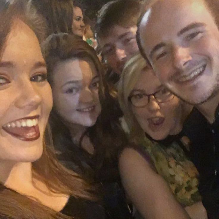 Looking forward to another night out with this squad!  #party #night #out #college