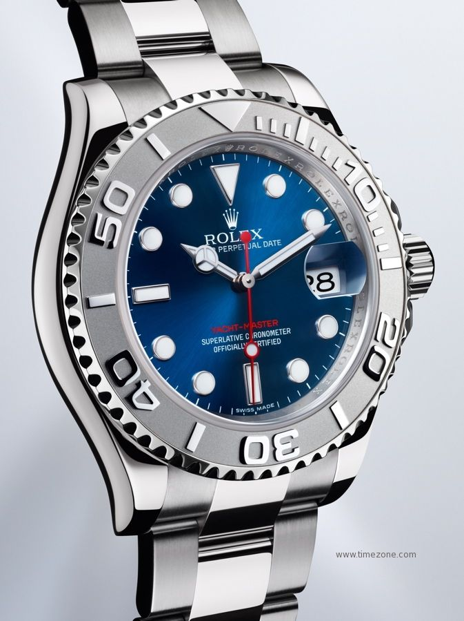 TimeZone : Basel/SIHH 2012 » Basel 2012 - Rolex Oyster Perpetual YACHT-MASTER