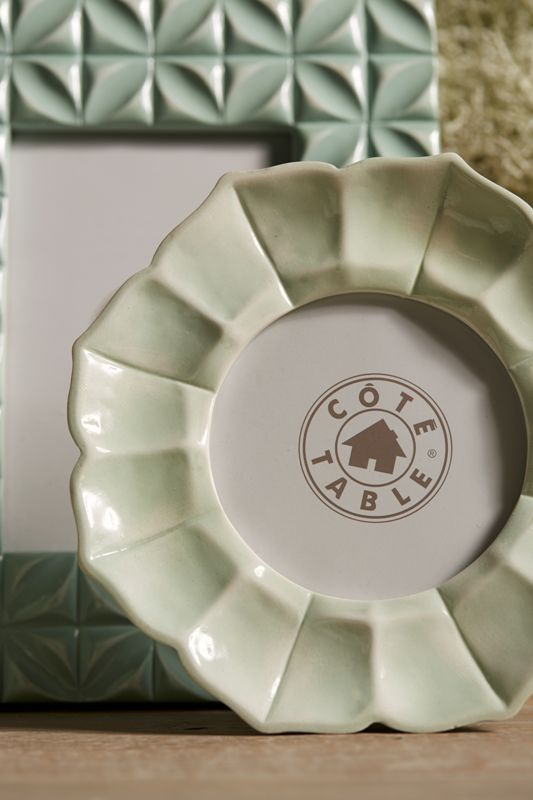 Ceramic Photoframes from Cotè Table