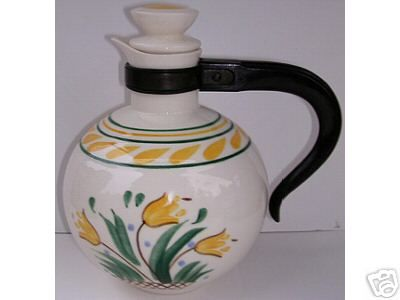 1000 images about vernon kilns coffee carafes on pinterest. Black Bedroom Furniture Sets. Home Design Ideas
