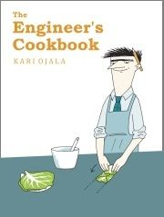 The Engineer's Cookbook. Ebook download for geeks and nerds who want to learn the secrets of cooking.