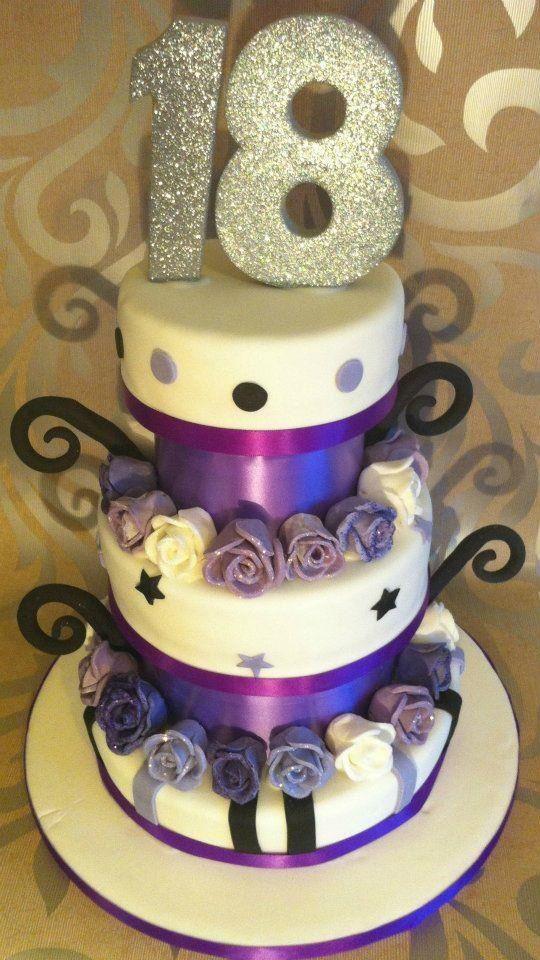 Th Roses Birthday Cakes