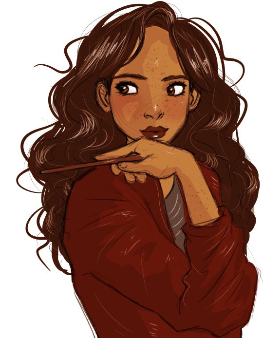 Image result for harry potter hermione granger fan art