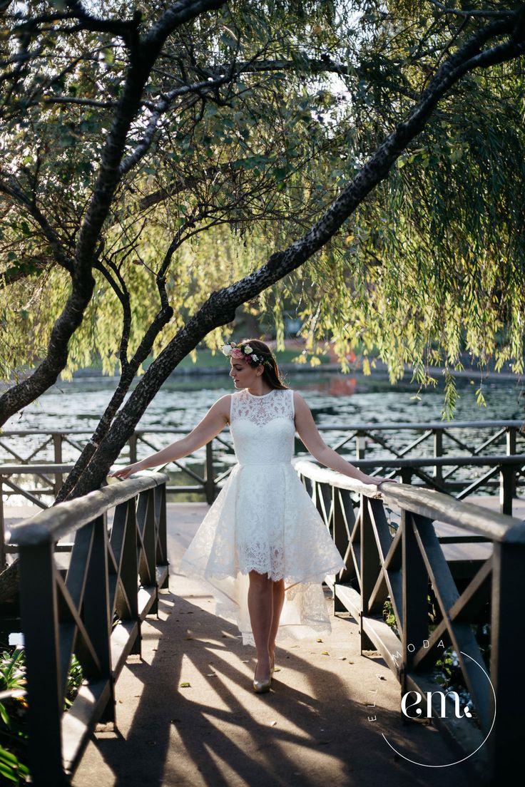 "|| Ella Moda Bridal || ""Georgia""  bespoke wedding gown Model: Darby Lawrence Photography: Jackie Dixon  #bridal #bespoke #brisbane #photoshoot #beading #wedding #bride #model #flowers #lace"