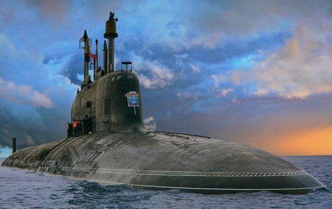 Золотая рыбка российского флота проекта «Ясень»