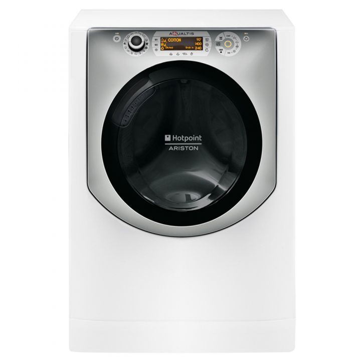 Masina de spalat cu uscator Hotpoint AQD970D49, 9 kg spalare / 7kg uscare, clasa A - eMAG.ro