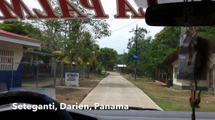 XplorMor Expedition Video: La Palma, Capital of the Darien Provence, Panama