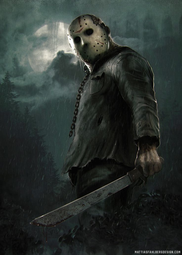 408 best images about friday the 13th jason voorhees on for Friday the 13th tattoos michigan