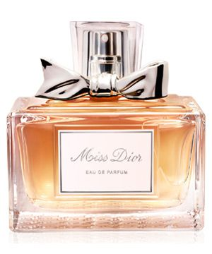Miss Dior (new) Dior perfume - a fragrance for women 2012. I got as a gift and so far happy about it. Very nice addition to sophisticated evening style of clothes...