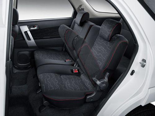 New Rush TRD Sportivo Seat