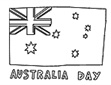 Australia Day Council of New South Wales  link to Activity sheets for younger children, including prior to school, for Australia day. This includes colouring in sheets and masks of animals such as roos ( kangaroos) and koalas.