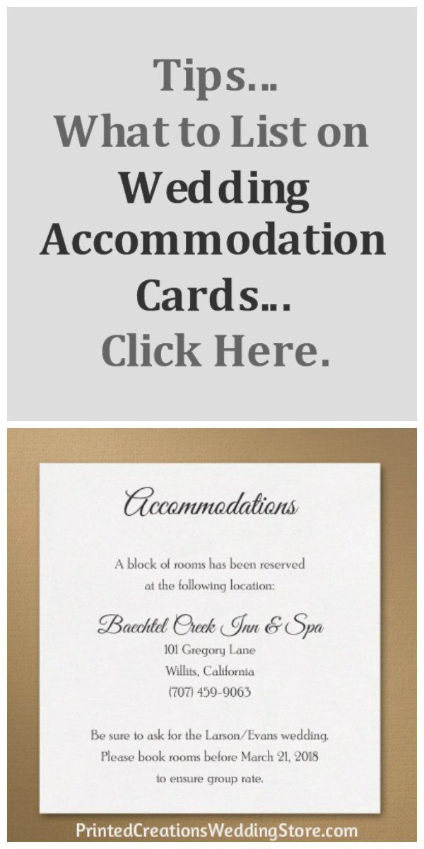 Accommodation Cards For Wedding Invitations: Best 25+ Accommodations Card Ideas On Pinterest