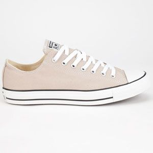 CONVERSE Chuck Taylor All Star Low Shoes Beige