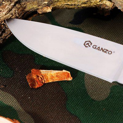 Ganzo G727M - OR Foldable Knife with Axis Lock and Clip