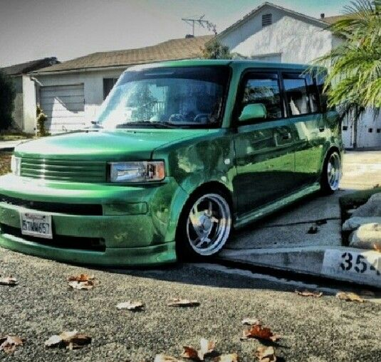 Toyota Scion Xb 2006: Pin By Scion Owners Club Of Ottawa On First Gen Scion XB's