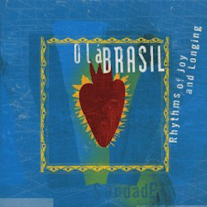 """Olá Brasil (2002) est visiblement une compilation Bossa Nova / Samba réalisée par Holly Hinton (je ne sais pas qui est cette personne) pour le label Starbucks. Impossible d'en savoir plus Internet. En ouverture de l'album, le célèbre titre """"Manha de Carnaval""""..."""
