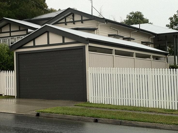 Carport/garage example