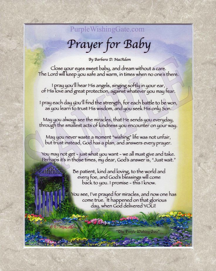 The 25 Best Prayer For Baby Ideas On Pinterest Prayers
