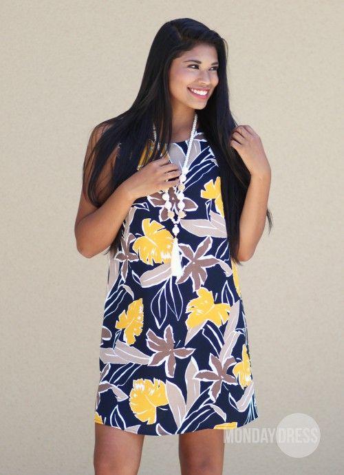 Wild Coast Dress   Monday Dress Boutique