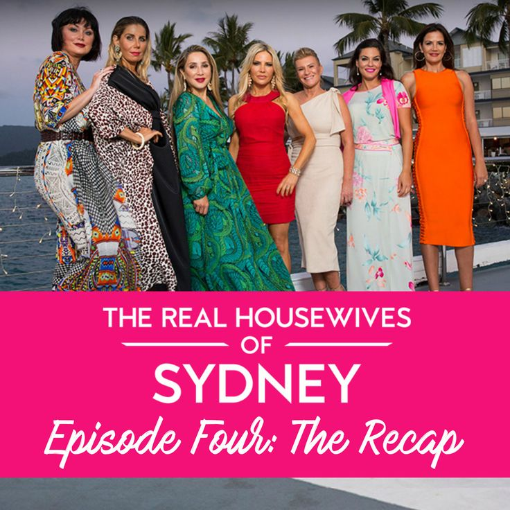 Real Housewives of Sydney Series One Episode Four Recap