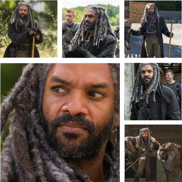 #TWD #TheWalkingDead #Zombie #Apocalypse #Walkers #Survivors #PostapocalypticWorld #Ezekiel #Khary #Payton #KharyPayton