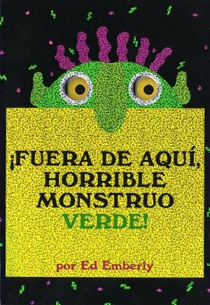 82 best libros muy interesantes de infantil images on for Fuera de aqui horrible monstruo verde pdf
