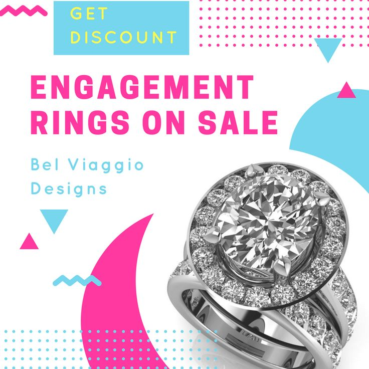 Bel Viaggio Designs is a famous online jewelry store offering engagement rings on sale. From here, you can buy your favourite engagement rings in your budget. We provide a comprehensive range of designer diamond jewelry at an affordable price.