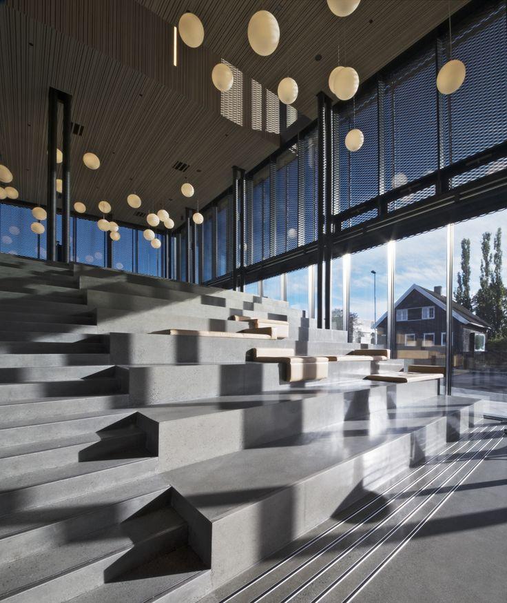 Gallery of Cultural Center Stjørdal / Reiulf Ramstad Arkitekter + Lusparken Arkitekter + JSTArkitekter - 16
