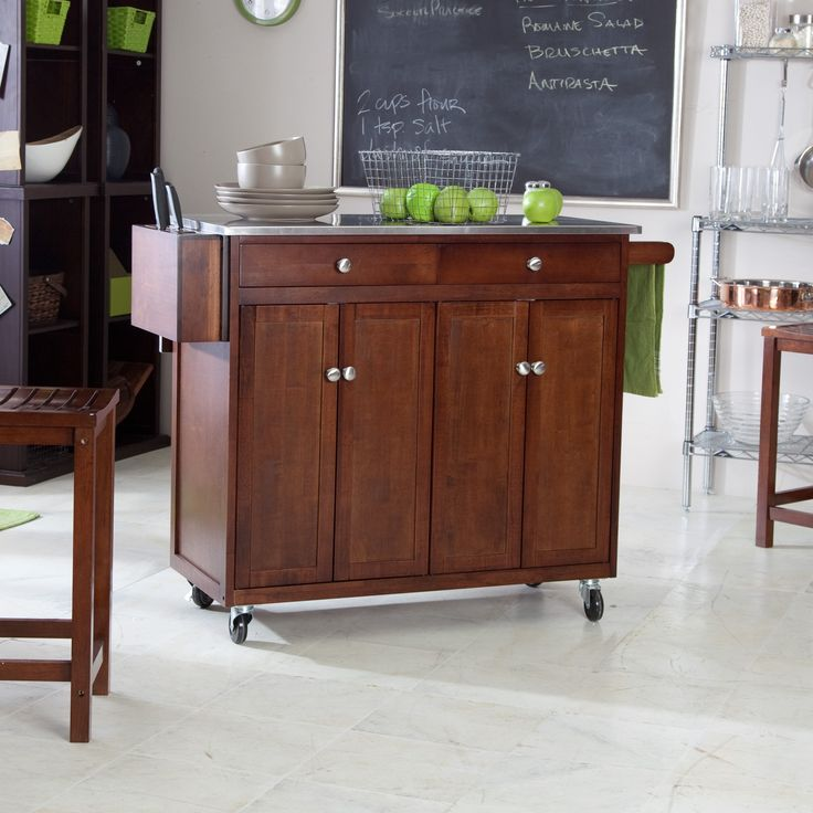 Winsome Wood 92534 Mali Kitchen Cart: 78 Best Storage Carts On Wheels Images On Pinterest