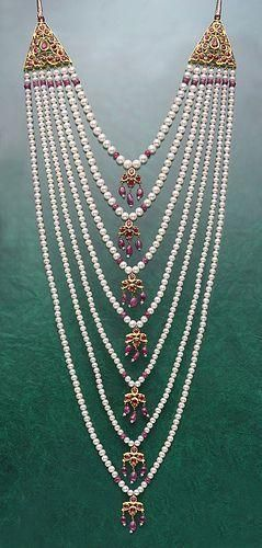 beaded chain jewelry