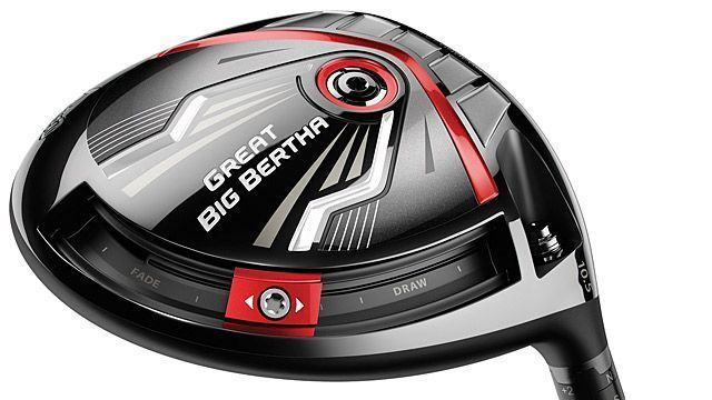 The new Callaway Great Big Bertha , check out the new Callaway drivers at Drivers 2016 #GolfEquipmentIdeas #AceGolfEquipment
